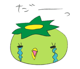 Yuru-Kappa sticker #583971