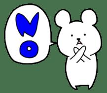 A panda and friends. sticker #584003