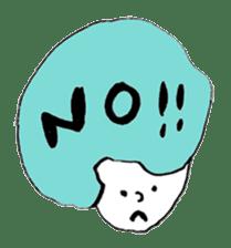 fuwafuwa san sticker #584316