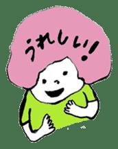 fuwafuwa san sticker #584320