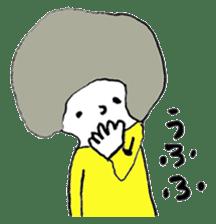 fuwafuwa san sticker #584321