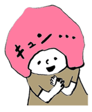 fuwafuwa san sticker #584322