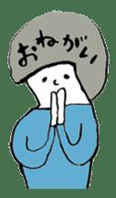 fuwafuwa san sticker #584330