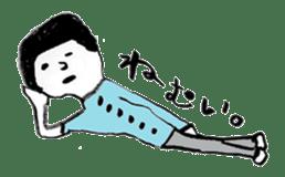 fuwafuwa san sticker #584335