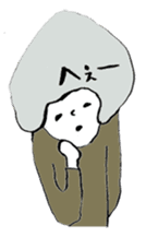 fuwafuwa san sticker #584339