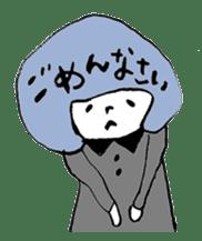 fuwafuwa san sticker #584346