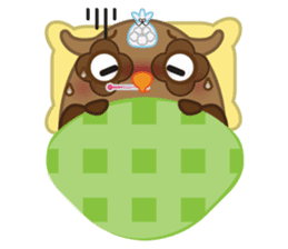 Hoot-Hoot sticker #585477