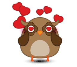 Hoot-Hoot sticker #585485