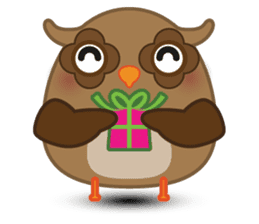 Hoot-Hoot sticker #585487