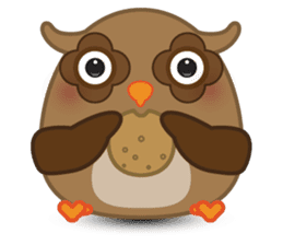 Hoot-Hoot sticker #585489