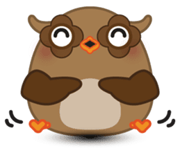 Hoot-Hoot sticker #585491