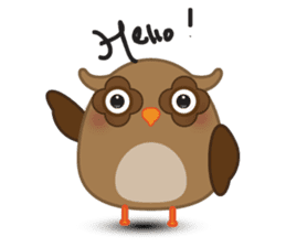 Hoot-Hoot sticker #585494