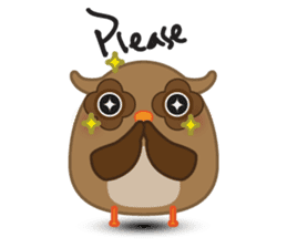 Hoot-Hoot sticker #585498