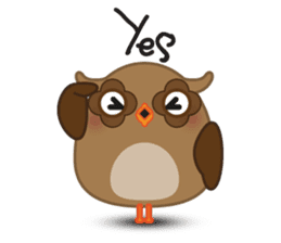 Hoot-Hoot sticker #585502