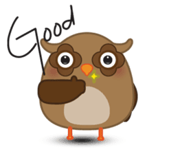 Hoot-Hoot sticker #585504