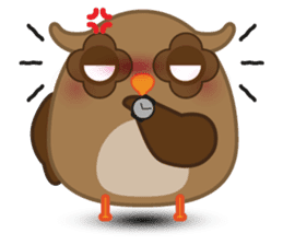 Hoot-Hoot sticker #585507