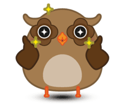 Hoot-Hoot sticker #585508