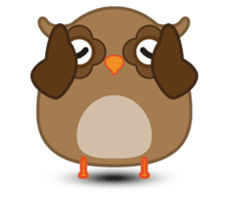 Hoot-Hoot sticker #585509