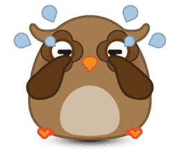 Hoot-Hoot sticker #585511
