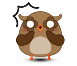 Hoot-Hoot sticker #585513