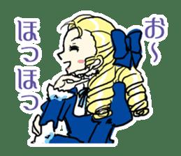 Milady Sticker sticker #586038