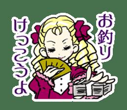 Milady Sticker sticker #586046