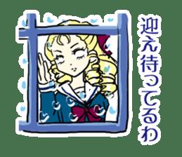 Milady Sticker sticker #586049