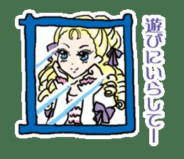Milady Sticker sticker #586063