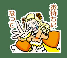 Milady Sticker sticker #586065