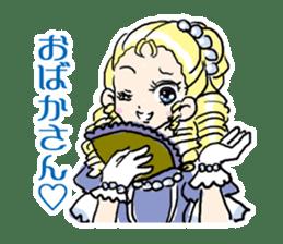 Milady Sticker sticker #586072