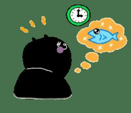 PochaKuro sticker #586089