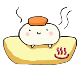 Child of the bean(MAMETAN) sticker #586248