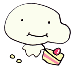 Child of the bean(MAMETAN) sticker #586265