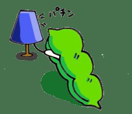 Child of the bean(MAMETAN) sticker #586272
