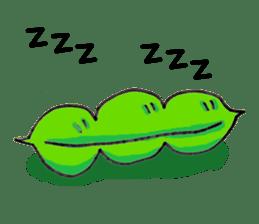 Child of the bean(MAMETAN) sticker #586273