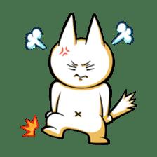 YURUUZA-NYANKO! of the louis family sticker #586319
