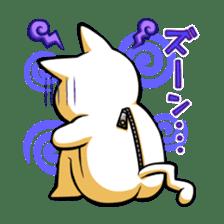 YURUUZA-NYANKO! of the louis family sticker #586326