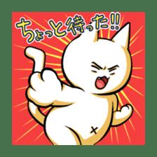 YURUUZA-NYANKO! of the louis family sticker #586328