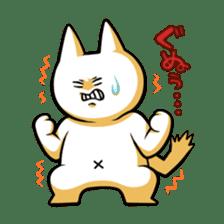 YURUUZA-NYANKO! of the louis family sticker #586340