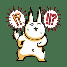 YURUUZA-NYANKO! of the louis family sticker #586343