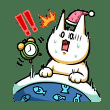 YURUUZA-NYANKO! of the louis family sticker #586345