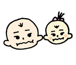 Baby's Life -english ver- sticker #586435