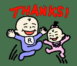 Baby's Life -english ver- sticker #586439