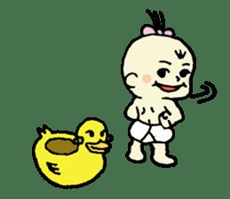 Baby's Life -english ver- sticker #586441
