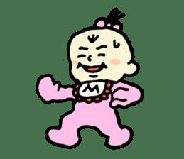 Baby's Life -english ver- sticker #586443