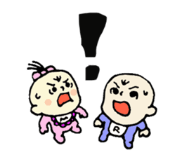Baby's Life -english ver- sticker #586444