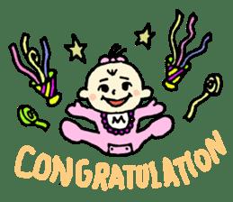Baby's Life -english ver- sticker #586446
