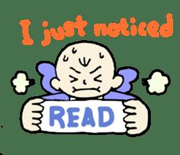 Baby's Life -english ver- sticker #586450