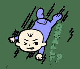 Baby's Life -english ver- sticker #586455