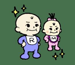 Baby's Life -english ver- sticker #586456